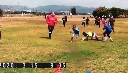 Les impressionnantes skills du jeune prodige japonais de 10 ans