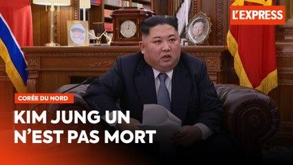 """Kim Jong Un est """"vivant et en bonne santé"""", affirme la Corée du Sud"""
