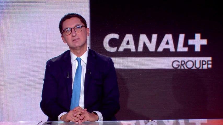 Monsieur Maxime Saada - Groupe Canal+ et Dailymotion - Assemblée générale mixte de Vivendi 2020