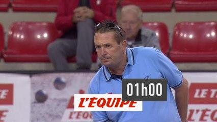 Trophée L'Equipe - Individuel Hommes - Poule A - Match 1 - Pétanque - Replay