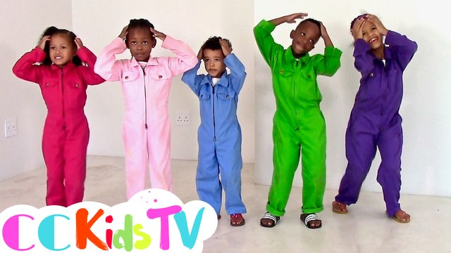 When I Say Red by CC Kids TV - When I Say Red Original Song - Learn Colours - Action Song For Kids