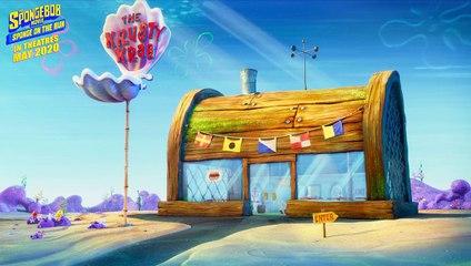 The SpongeBob Movie: Sponge on the Run Old TV Spot 07/31/2020