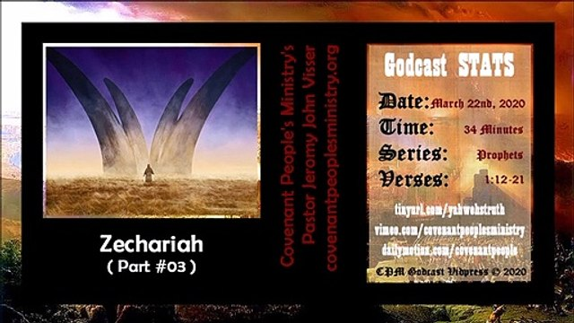 Zechariah (Part #03)
