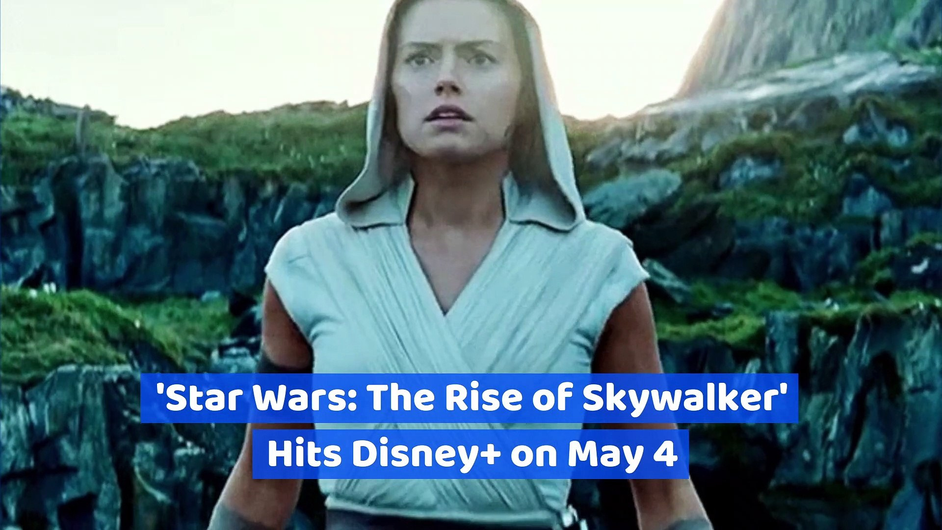 Star Wars The Rise Of Skywalker Hits Disney On May 4 Video Dailymotion