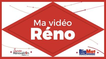 Témoignage de Stéphane, participant au concours Ma Vidéo Réno pour Les Journées de la Rénovation 2020