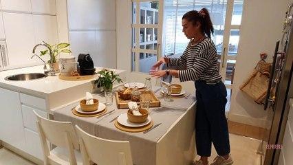 #MiTrucoEnCasa: Olga Gil-Vernet nos explica cómo pone la mesa en su casa