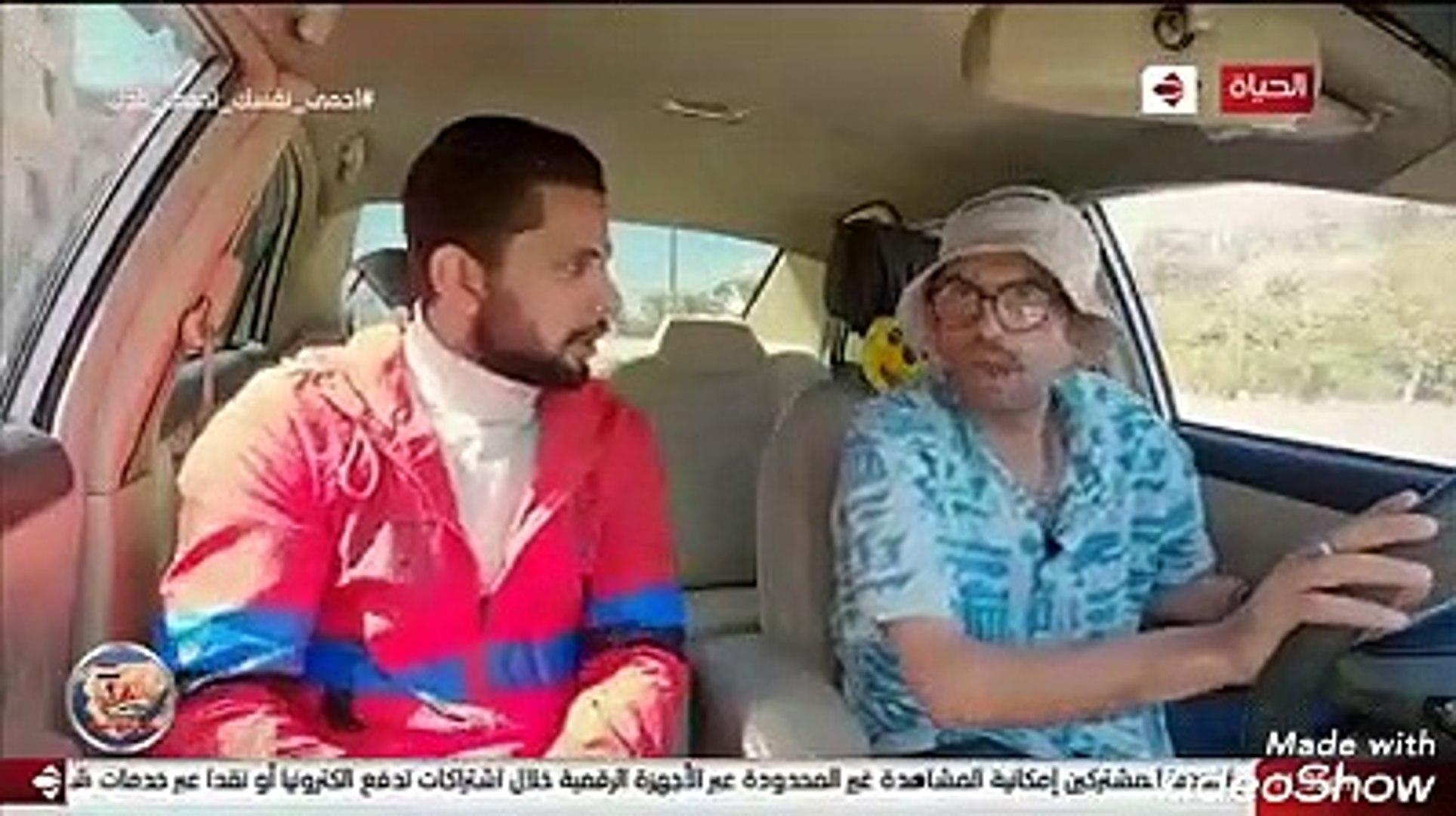 برنامج كريزي تاكسي الموسم التاني _ الحلقة الاولي كاملة