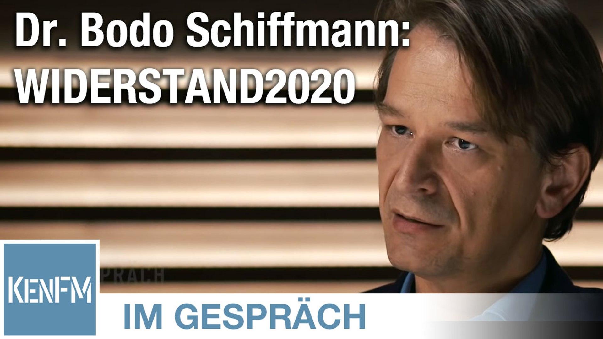 Im Gespräch: Dr. Bodo Schiffmann (Widerstand2020)