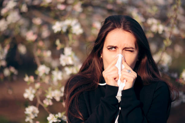 Allergies or COVID? Symptoms usually differ