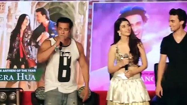 Salman Khan SWEET IGNORANCE Hearing Aishwarya Rai's Name At Public Events wow 2020