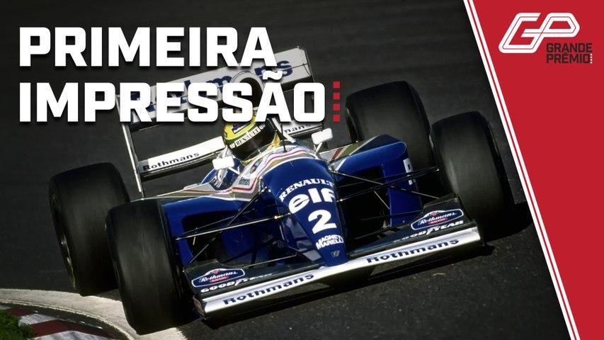 Teste de Senna em 1994 teve boa expectativa antes de frustração