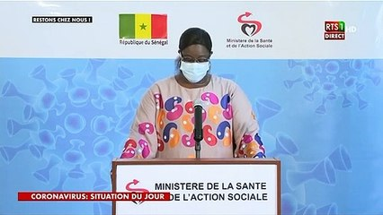 Situation du Jour Mardi 28 Avril 2020 fr