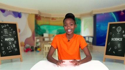 Boom na Wabi on Akili Kids TV!:Remember to breathe