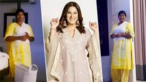Check Out Archana Puran Singh's Fun Conversation With Bhagyashri