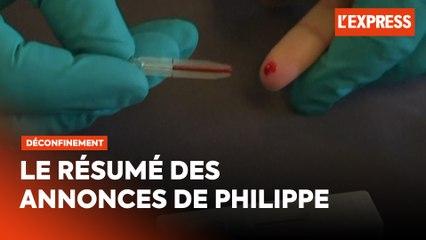 Déconfinement du 11 mai : les annonces d'Edouard Philippe
