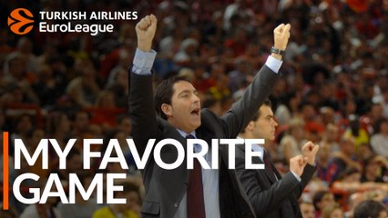 My Favorite Game: Xavi Pascual
