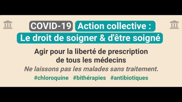 Droit de soigner - Action Collective - Maître S.Manna