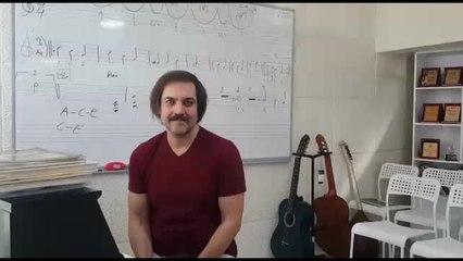 Haluk Tolga İlhan - Şan Teknikleri Piano Mezzoforte Forte Geçişleri