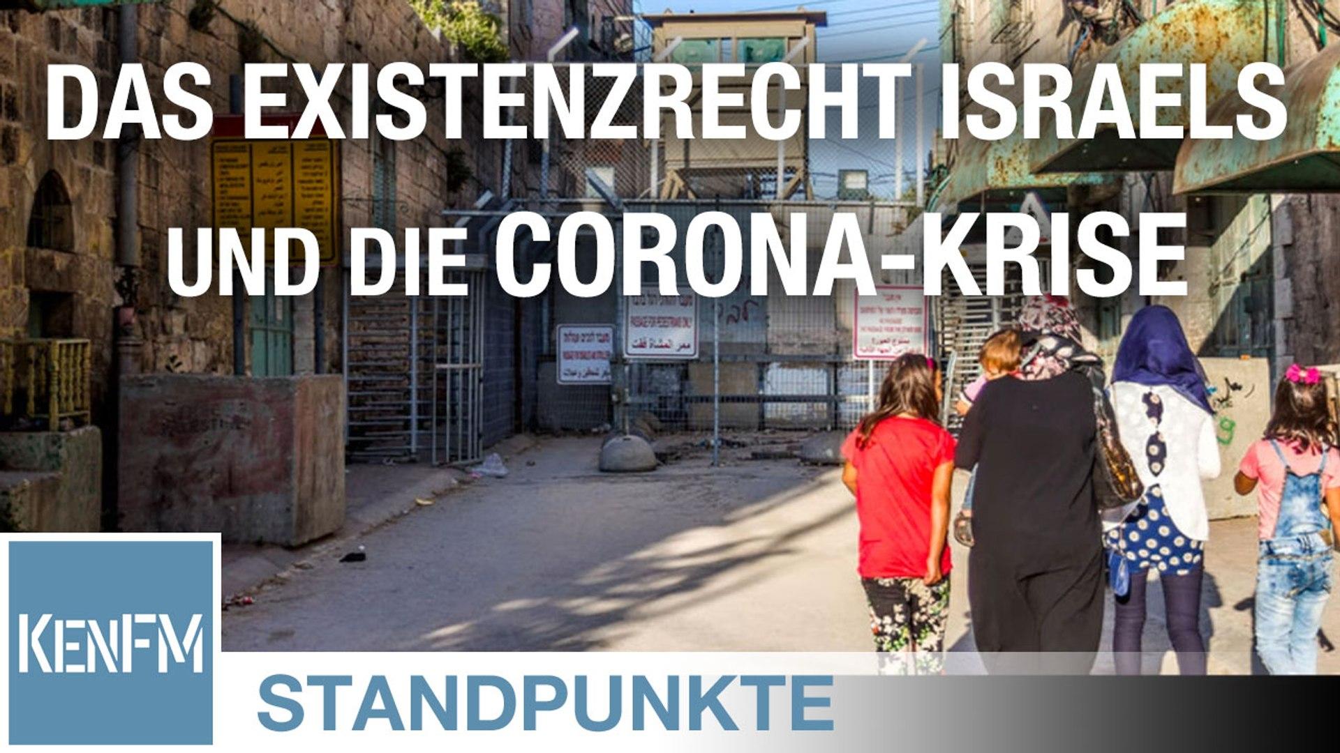 STANDPUNKTE • Das »Existenzrecht« Israels und die Corona-Krise