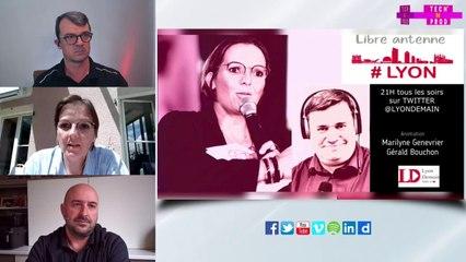 Tech'N Prod #17 la libre antenne de lyon avec Marilyne Genevrier, L'évolution du #mojo, avec Sebastien Meunier