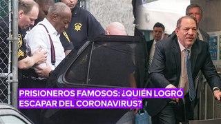 Los criminales más famosos piden salir de prisión a causa del coronavirus