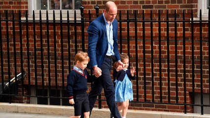 Prince William's Best Dad Moments