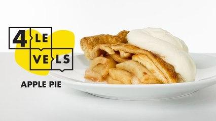 4 Levels of Apple Pie: Amateur to Food Scientist