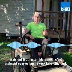 Mon Village Confiné : Hugo Fallières, lycéen