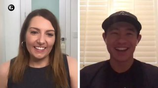 Catching Up With Collin Morikawa