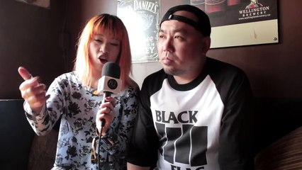 Love X Stereo Interview: South Korean electronic rock band talk about their return to Canada (May 2015)