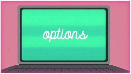 Blenda - Options