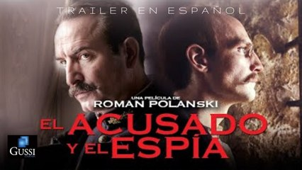 El Acusado y el Espía (J´accuse aka An Officer and a Spy) - Trailer HD Subtitulado