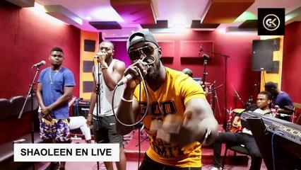 Shaoleen - Live Confiné ( 4 ) avec Le G.I.T.L Band