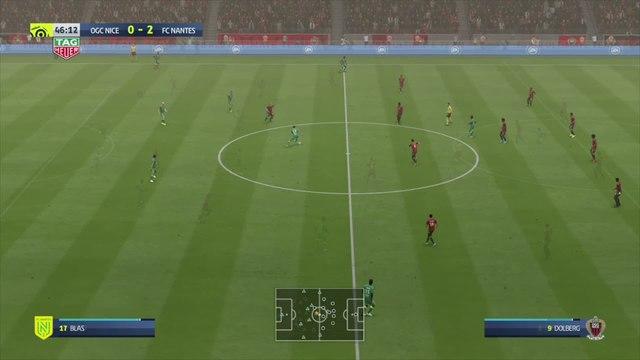 OGC Nice - FC Nantes : notre simulation FIFA 20 (L1 - 35e journée)