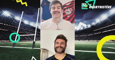 Marco Tauleigne s'invite sur le Live du Rugbynistère