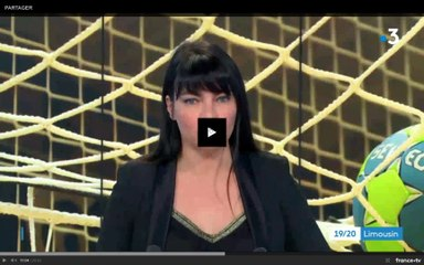 Reportage JT 19/20 France 3 Limousin le 24 novembre 2019