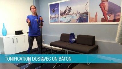 Séance 5 Seniors - Le Havre en Forme : ÉQUILIBRE ET TONIFICATION DOS