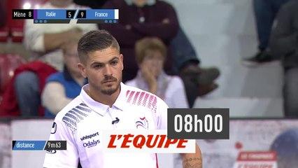 Trophée L'Equipe - Individuel Hommes - Petite finale - Pétanque - Replay