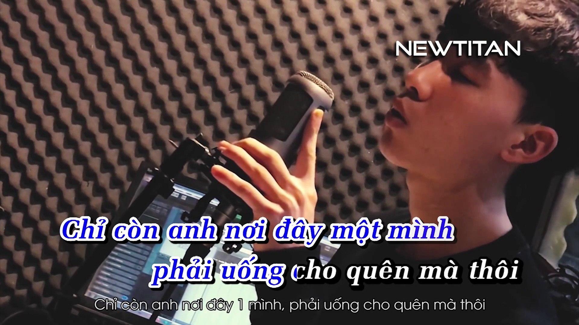 [Karaoke] Tình Sầu Thiên Thu Muôn Lối - Doãn Hiếu [Beat]