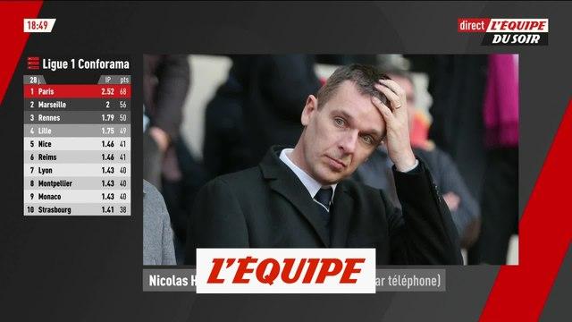 Holveck : « On va pouvoir travailler sur la saison prochaine » - Foot - L1 - Rennes