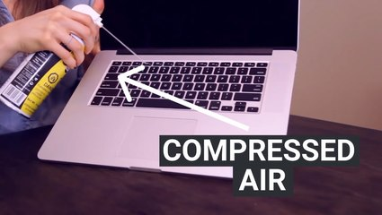 The best way to clean your computer or laptop without damaging it
