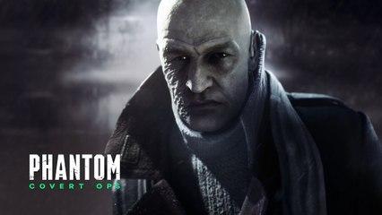 Phantom : Covert Ops - Villain Trailer | Oculus Quest + Rift Platform