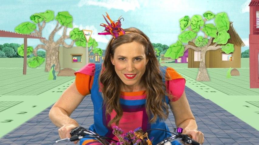 Mariana Mallol - Bicicleta