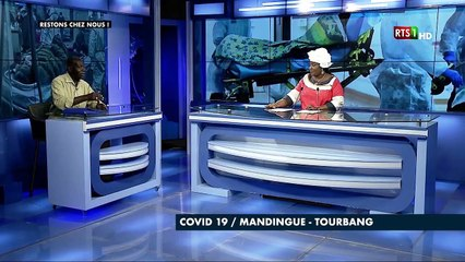 Covid 19 Mandingue Tourbang