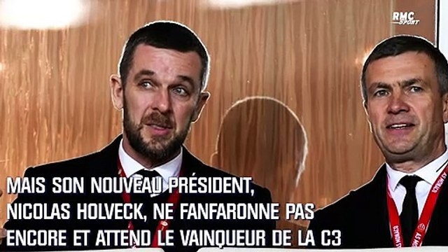 """Rennes : """"Il ne faut pas en rêver, de la Champions League"""" tempère Holveck"""