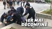 1er mai: Interpellations à Paris après une tentative de manif