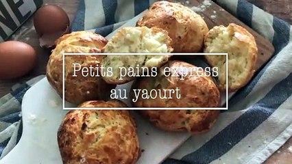 Recette pains express