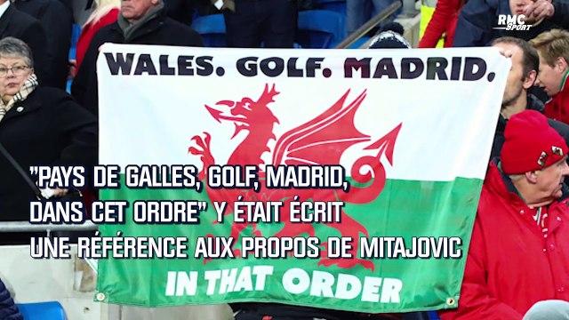 Real Madrid : Bale revient sur l'épisode de la banderole sur le golf
