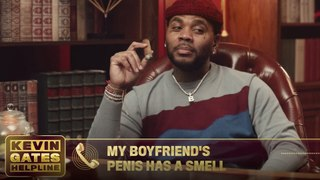 Stinky Areas, Illegitimate Incomes, and Underwear Issues | Kevin Gates Helpline