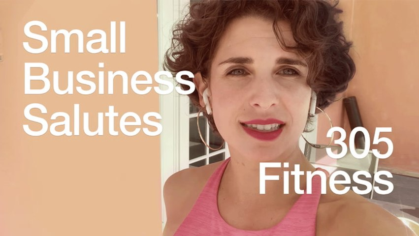 How One Fitness Studio Is Creating A Stronger Community Amidst Covid-19 | Small Business Salutes
